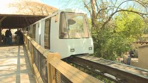 dallas zoo u0027s monorail returns to service wfaa com