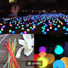 Neon Themed Decorations Best 25 Glow Stick Balloons Ideas On Pinterest Glow Stick Pool