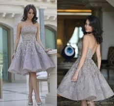 discount knee length sparkly homecoming dress 2017 knee length