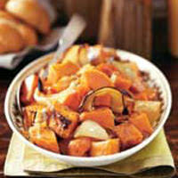 candied yams with apples