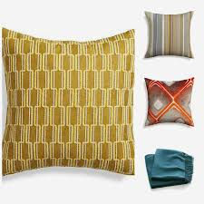 Ikea Throw Pillows by Tips Crate And Barrel Throw Pillows Mustard Color Pillows