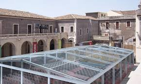 cortile platamone catania cortile platamone rendering fotoinserimento a catania orange