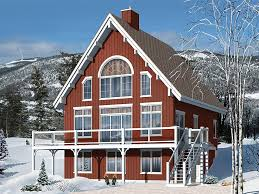 house plans to take advantage of view cottage country farmhouse design chalet house plans opening up love