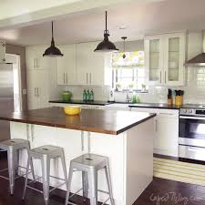 one wall kitchen designs with an island galley kitchen with island one wall kitchen designs with an island remodelaholic popular kitchen layouts and how to use them