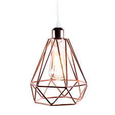 rose gold l shade rose gold pendant light pixball com