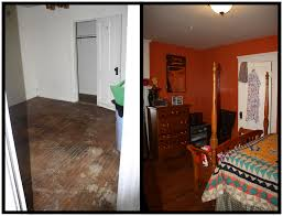 Laminate Flooring Before And After Anatomy Of A Writer Our Apartment Remodel Before And After Pics