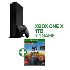player unknown battlegrounds xbox one x bundle xbox one x 1tb console 1 game eb games australia