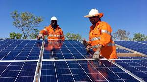 why is it to solar panels why are remote nt communities switching to solar power nitv