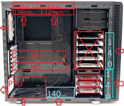 fractal design define r4 help quieting my fractal design define r4 air cooling