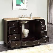 Bath Vanity Cabinet 55 Bathroom Vanity Cabinet Insurserviceonline Com