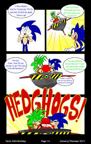 sonic the hedgehog and manic the hedgehog from sonic underground