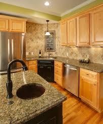 Maple Cabinet Kitchen Ideas 41 Best Cocinas Images On Pinterest Kitchen Ideas Home And Kitchen