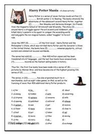the worksheet aims to work with adjectives and description of