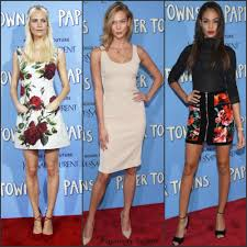 Fashion Sizzlers Archives Fashionsizzle by Paper Towns U0027 Nyc Premiere Fashionsizzle