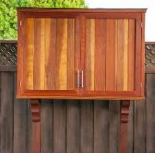 outdoor tv cabinet enclosure before you install a tv outside consider these 5 things diy backyard