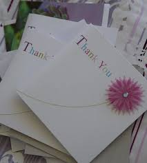 do u0027s and dont u0027s of unforgettable thank you notes