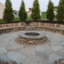 Stone Patio Diy by Diy Natural Stone Patio Pavers Patio Design Ideas 4861