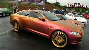 rose gold infiniti car outrageous pink gold jaguar xjl on 26