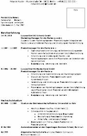 Lebenslauf Muster Jurist Lebenslauf Muster Jurist Anschreiben 2018