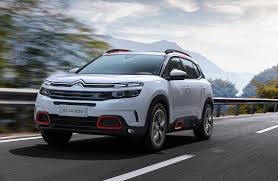 citroen c5 aircross 2018 revealed in shanghai news and pictures