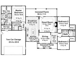 Arts And Crafts Style House Plans Cottage House Plans 1800 Square Feet Eplans Cracker House Plan