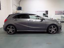 grey mercedes a class used grey mercedes a250 for sale northtonshire