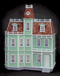 Little Darlings Dollhouses Customized Newport by Intermission Best Of The Newport Dollhouses Pinterest