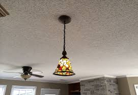 How To Install A Hanging Light Fixture Install A Drop Pendant Hanging Light Fixture Removal And