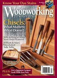Fine Woodworking Magazine Uk by