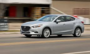 mazda sedan models list 2018 mazda 3 in depth model review car and driver