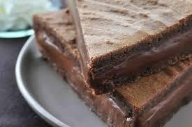 chataigne cuisine recette de fondant au chocolat châtaigne et chantilly la