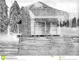 28 log cabin drawings drawings of old log cabins for