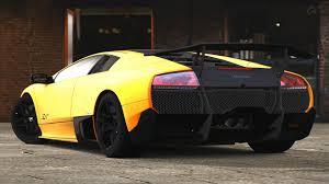 Lamborghini Murcielago Top Speed - 2009 lamborghini murcielago lp670 4 sv gt5 by vertualissimo on