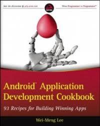 developer android sdk android application development cookbook pdf