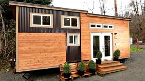 Tiny Home Spacious Kitchen Sustainable Maintenance Free Small