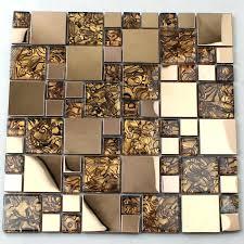 glass mosaic tile kitchen backsplash fabulous backsplash tile pictures gold glass mosaic tile stainless