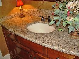 Granite Bathroom Countertops With Sink Style Granite Countertop Bathroom Granite Bathroom Countertops