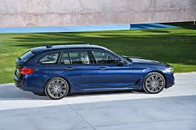2017 bmw 5 series touring g31 launch films are about wagon