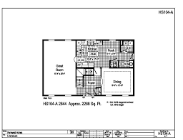 2 story mobile home floor plans pennwest 2 story modular portland hs104a find a home