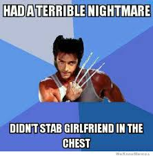 Wolverine Picture Meme - what are some of the funniest wolverine memes description from