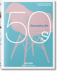 taschen design decorative 50s bibliotheca universalis taschen books