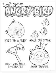 coloring angry birds anger management anger management