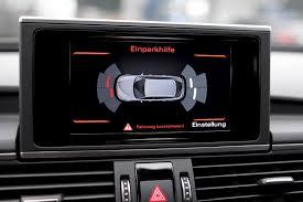 audi a7 parking audi parking system plus front rear retrofit for audi a7 4g