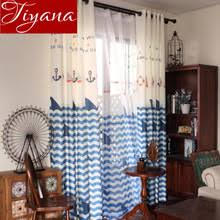 Boys Drapes Compare Prices On Boys Room Curtains Online Shopping Buy Low