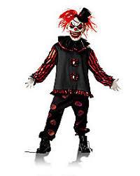 Creepy Clown Halloween Costumes Scary Clown Chainsaw Spirithalloween