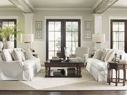 Country Slipcovers For Sofas Coventry Hills Stowe Slipcover Sofa Cream Lexington Home Brands