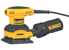 Orbital Floor Sander For Sale by Dewalt D26441k 2 4 Amp Orbital 1 4 Sheet Sander With Cloth Dust