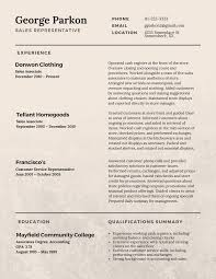 Best Resume Customer Service Representative by Great Resume Layout 2017 Resumes 2017
