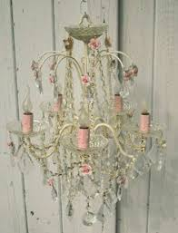 Birdcage Chandelier Shabby Chic Nice Antique Pink Crystal Chandelier Romantic Cottage Chandelier