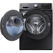 front load washer fan amazon com bundle black stainless steel 5 cu ft front load